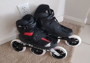 Rollerblade Endurace Pro 125 Skates M9.0 / W10.0 for Sale in HILLTOP MALL, CA