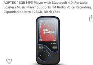 MP3 Player (New) for Sale in Las Vegas, NV