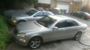 Parts car Mercedes S430 S500 AMG 2000-2006 S-Class for Sale in Portland, OR