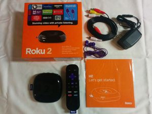 Brand New Roku 2 for Sale in Humble, TX