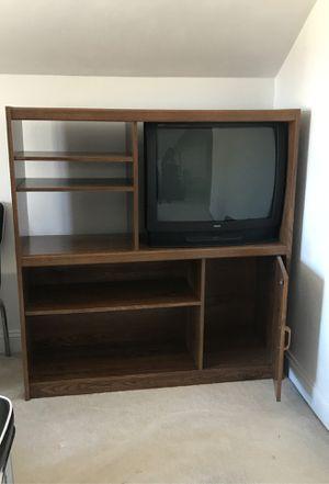 Bookshelf/TV stand for Sale in Chesapeake, VA