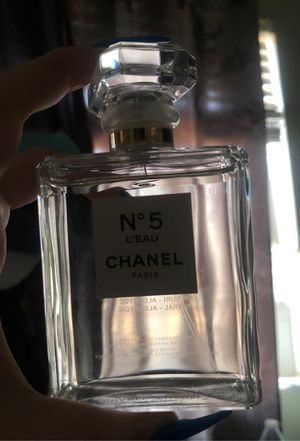 Chanel perfume for Sale in Moreno Valley, CA
