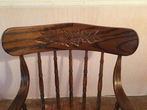 Antique captain chair (over 50 years old) for Sale in Fremont, CA