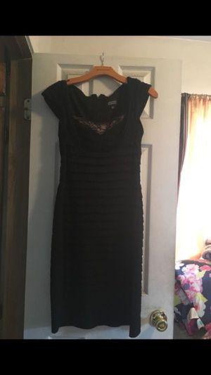 Macy's Women's black dress (size 6) $10 for Sale in Inglewood, CA