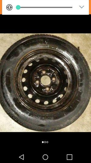 "13"" tire 4 lug. for Sale in Austin, TX"