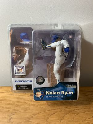 Nolan Ryan Texas Rangers Action Figure for Sale in Tampa, FL