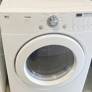Nice Lg Front Load Dryer Electric High Efficiency for Sale in Euless, TX