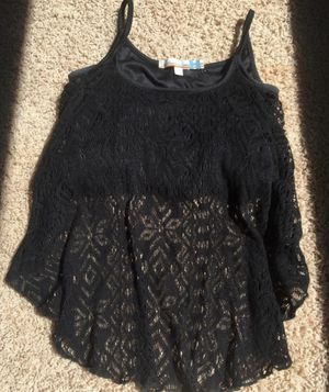 vintage havana lace top size girls 10/12 for Sale in Buffalo Grove, IL