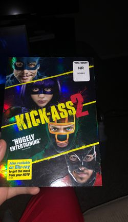 Kick butt 2 blue ray movie for Sale in Waco,  TX