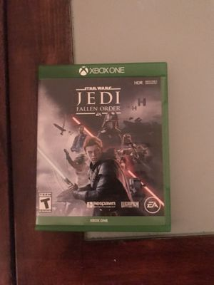 Star Wars Jedi fallen order Xbox one for Sale in Arlington, VA