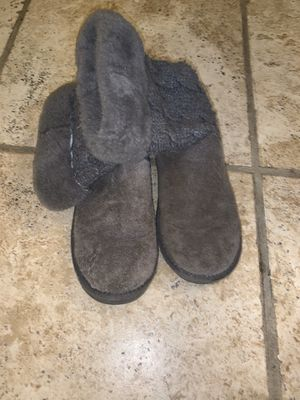Ugg boots Little girls gray size 3 for Sale in Deer Park, TX