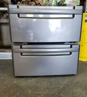 Pedestals for washer and dryer for Sale in Kapolei, HI