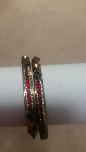 Bangles/bracelets. Set of 2 for Sale in Peoria, IL