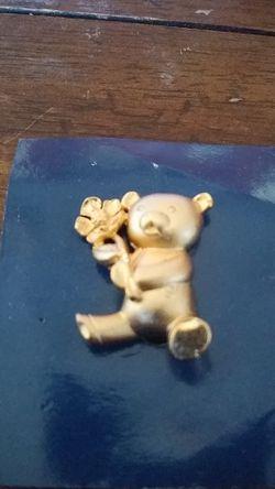 Teddy bear brooch for Sale in Littleton,  CO