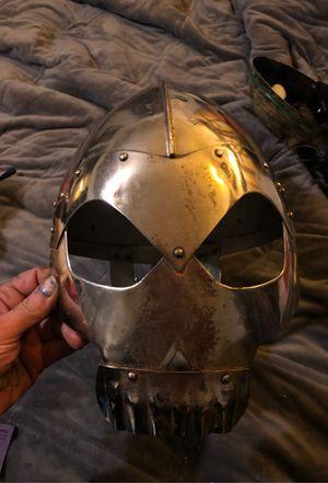 Steel warrior helmet for Sale in Saint James, MO