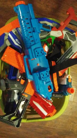 Nerf guns for Sale in Chicago, IL