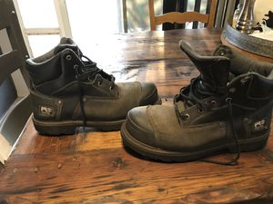Men's Timberland steel toe boots for Sale in Mesa, AZ