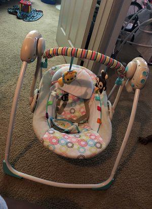 Bright start baby swing. for Sale in Atlanta, GA