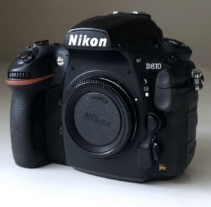 Nikon D810 (Body only) for Sale in Vernon, CA