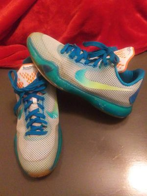 Nike Zoom Kobe X10 low high drive basketball shoes size 7y for Sale in Sanger, CA