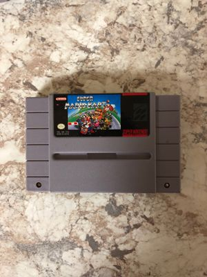 Super Nintendo games for Sale in Raleigh, NC