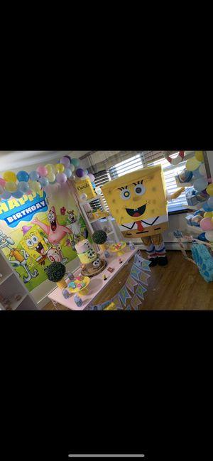 Spongebob Mascot for Sale in Boston, MA
