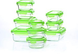 Glassware locking storage containers for Sale in Tacoma, WA
