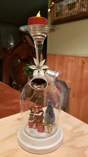 Christmas candle holders for Sale in La Center, WA