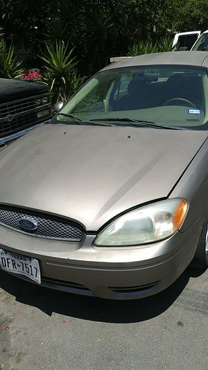 06 Ford taurus for Sale in San Antonio, TX