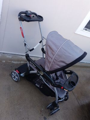 Baby trend double stroller for Sale in Dallas, TX