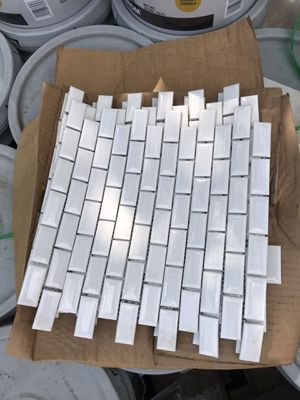 Backsplash tile only 5 sheet free free for Sale in Dallas, TX
