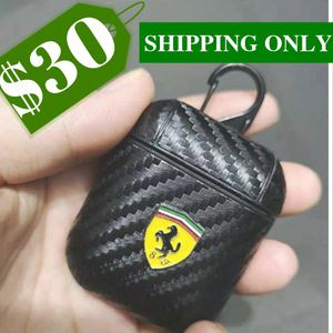 Luxury Ferrariy Shockproof Cover Wireless Headphone Designer Fashion Fun Cool Keychain Design Skin Protective Apple Airpods Cases Ring Iphone Ipad for Sale in Los Angeles, CA