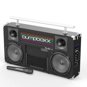 Brand New Bumpboxx Freestyle V3S Bluetooth Speaker in Black for Sale in Los Angeles, CA