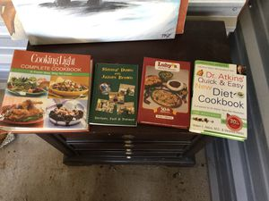 Cook books for Sale in Beaumont, TX