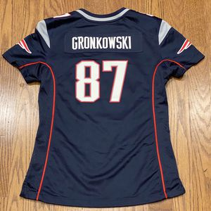 Rob Gronkowski #87 New England Patriots Nike On Field Womens NFL Jersey Small for Sale in La Mesa, CA