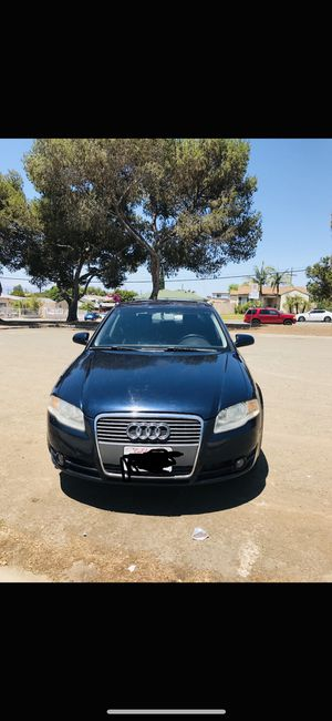 Audi a4 2006 2.0t 4cyl 159k miles for Sale in El Cajon, CA