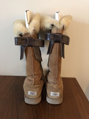 Used tall Ugg boots for Sale in Austin, TX