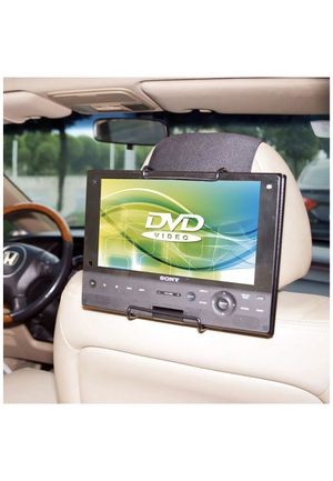 TFY Car Headrest Mount Holder for Sylvania SDVD9805 Portable DVD Player (Also fit All 7 inch - 10 inch Swivel Screen Portable DVD Player) for Sale in Glendora, CA