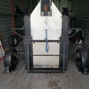 "3 Motorcycle Trailer Compact ""Folding"" for Sale in Federal Way, WA"