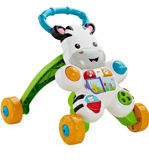 Fisher Price Learn with Me Zebra Walker Baby for Sale in Concord, MA