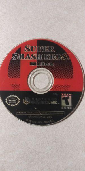 Super smash bro melee for Sale in Gaithersburg, MD