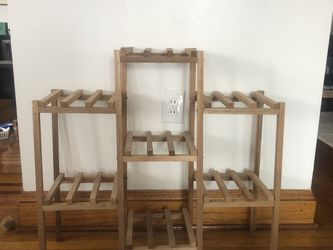 Wooden Plant Stand for Sale in Lakewood,  OH