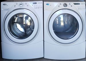 WHIRLPOOL WASHER AND DRYER FRON LOAD for Sale in Gallatin, TN
