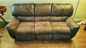 Free - Reclining sofa for Sale in Tampa, FL