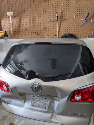 Buick enclave hatch (2011) tail lights etc. for Sale in Plant City, FL
