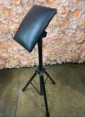 Foldable Tattoo Armrest Foam Pad Tripod Stand for Sale in Chino, CA