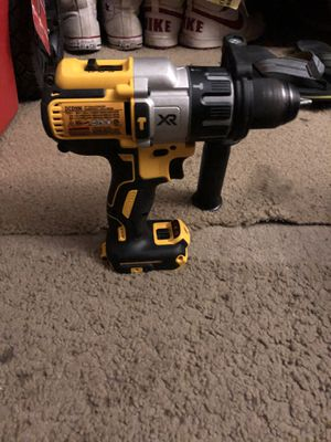Drill ,Dewalt for Sale in San Jose, CA