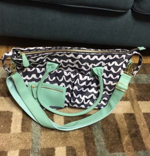 Baby Diaper Bag with changing pad New but no tags Target Brand for Sale in Whittier, CA