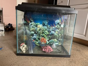 Fish tank with all supplies included for Sale in Pittsburg, CA