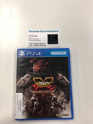 Street fighter arcade edition ps4 for Sale in Pittsburgh, PA